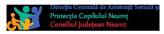 Direcţia Generală de Asistenţă Socială şi Protecţia Copilului Neamţ Logo